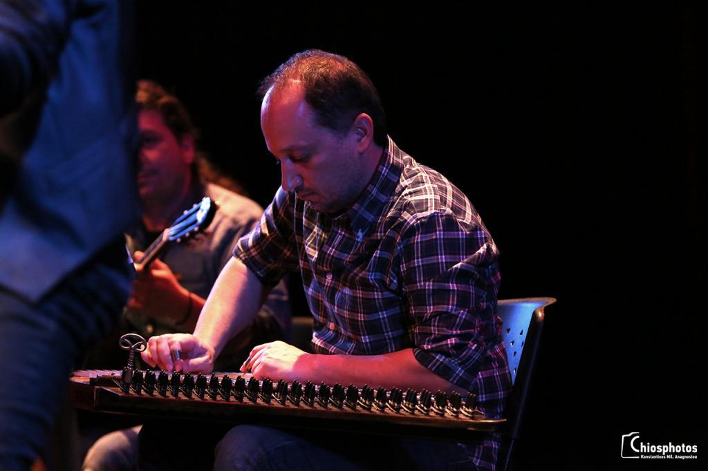 Συναυλία Παντελή Θαλασσινού στη Χίο