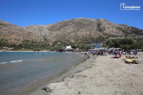 Παραλία Λιθί Χίος