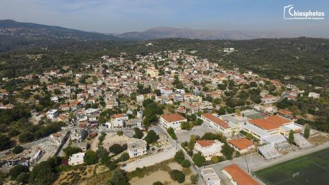 Χωριό Καλλιμασιά Χίος